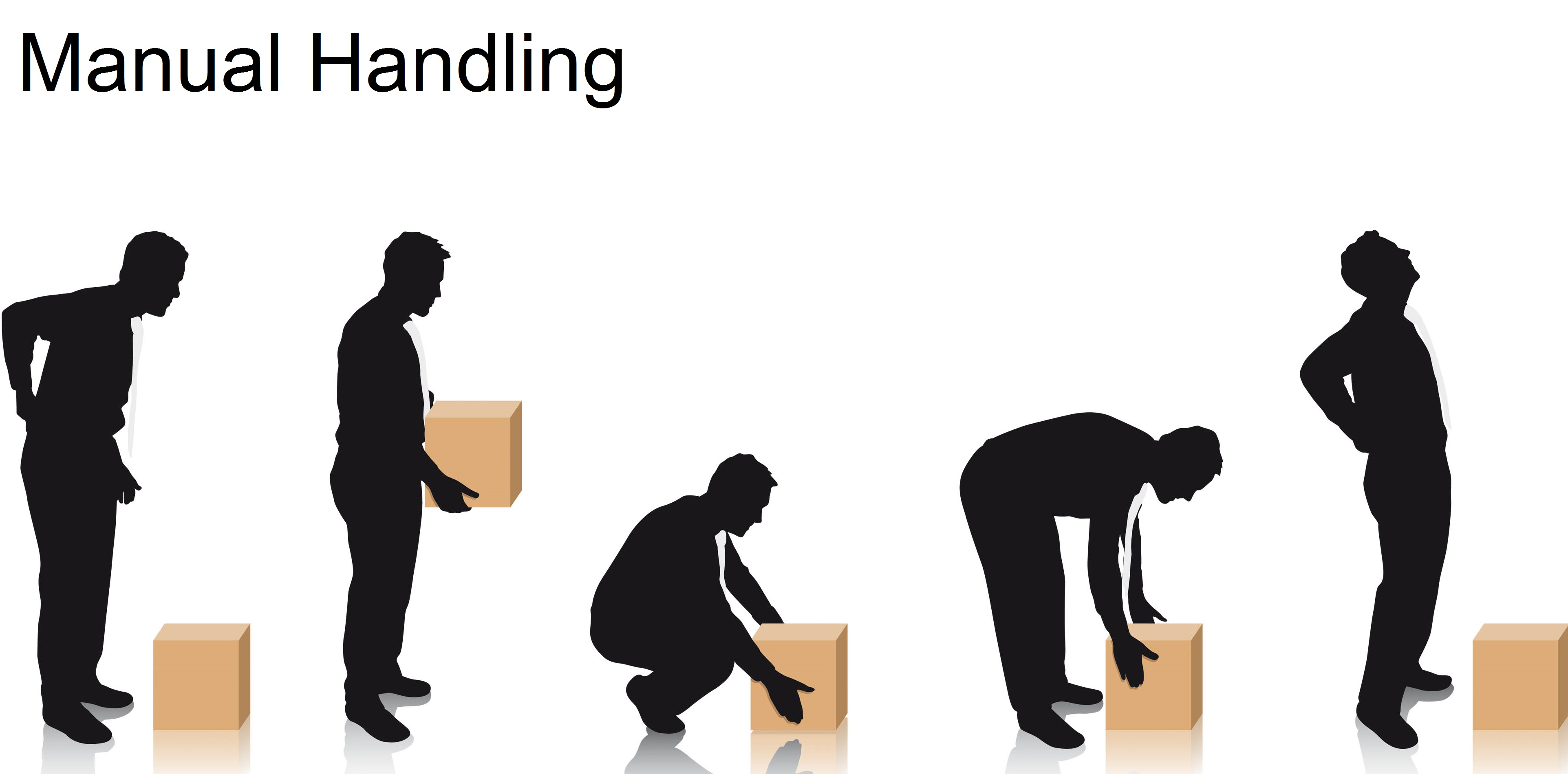 What are four principles of manual handling back care ...